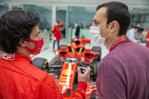 Carlos Sainz agacé par les critiques envers Ferrari