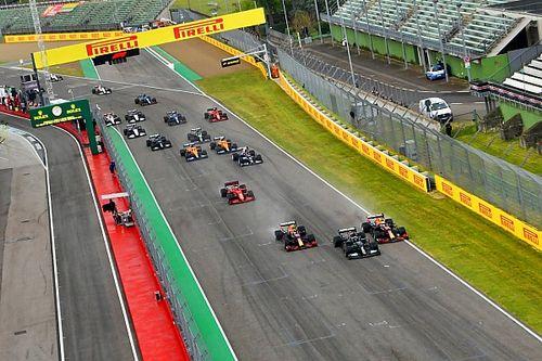 Emilia Romagna GP: Pilot performans puanları