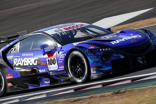 Hasil Super GT Fuji: Honda Juara, Kalahkan Toyota di Garis Finis