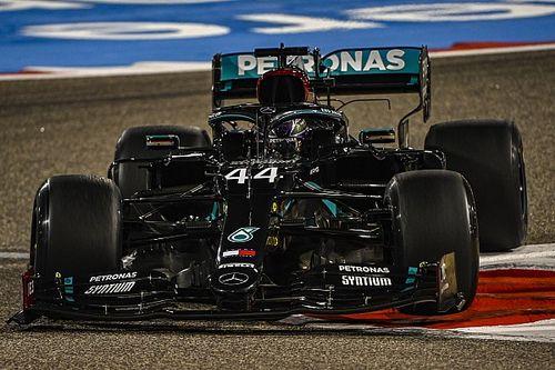 EL2 - Hamilton ne laisse pas sa part au chien, Albon détruit sa F1
