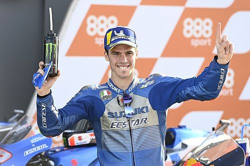 "Mir ""can't believe"" maiden MotoGP title triumph"