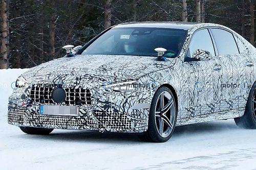 Hivatalosnak látszik a Mercedes-AMG C63 új hajtásláncának képlete