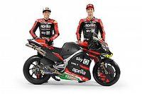 Aprilia представила новый байк для MotoGP и выбрала гонщика