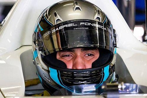 Depois de correr com a F1, Gabriel Fonseca faz balanço positivo do seu primeiro ano completo nos EUA