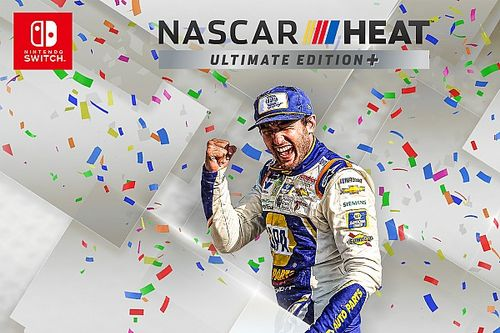 Игра NASCAR Heat Ultimate Edition+ выходит на Nintendo Switch