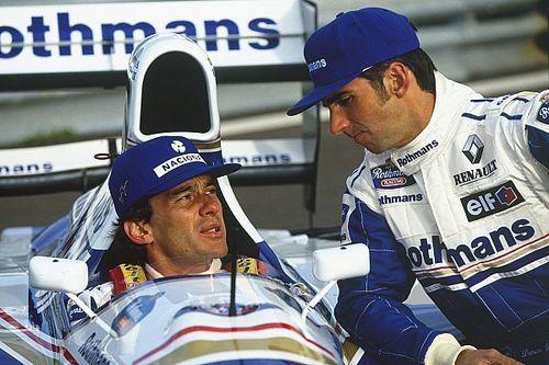 Quand la mort de Senna transformait la carrière de Hill