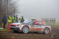 ERC Abarth Rally Cup: Gobbin, Mabellini e Polonski con le 124
