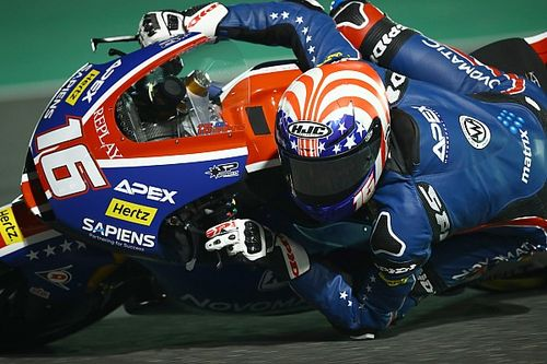 Qatar Moto2: Roberts ends pole drought for American riders
