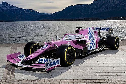 Racing Point explains SportPesa deal termination