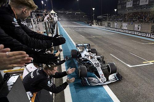 Los millones que gastó Mercedes para ser campeón en 2019
