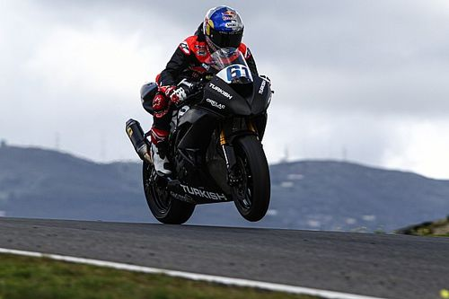 Can Öncü, Supersport'taki ilk testinden memnun ayrıldı