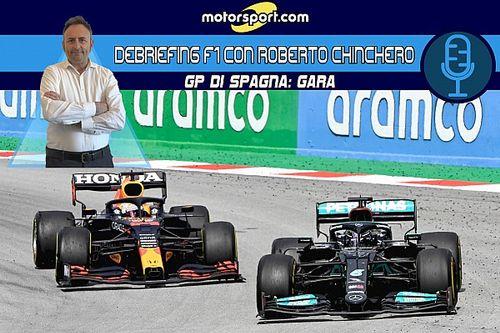 Podcast F1: Chinchero analizza il GP di Spagna