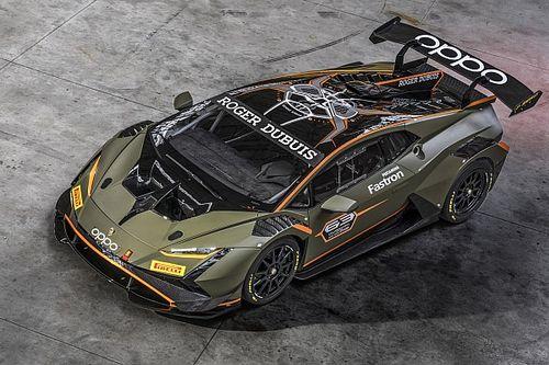 Lamborghini Huracan Super Trofeo EVO2 mit messerscharfem Design