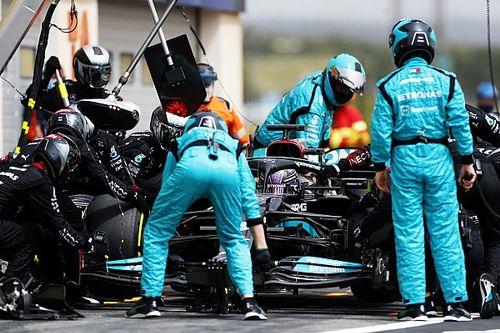 Mercedes: le ragioni di una sconfitta che poteva essere una vittoria