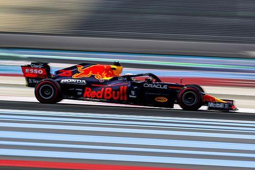 Verstappen leidt de dans op eerste dag GP van Frankrijk