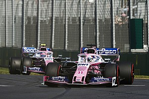 Racing Point nantikan duel Stroll-Perez