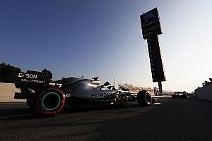 Statistik pekan pertama tes pramusim F1 2019