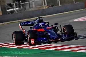 Tes F1 Barcelona: Albon paling cepat di sesi pagi