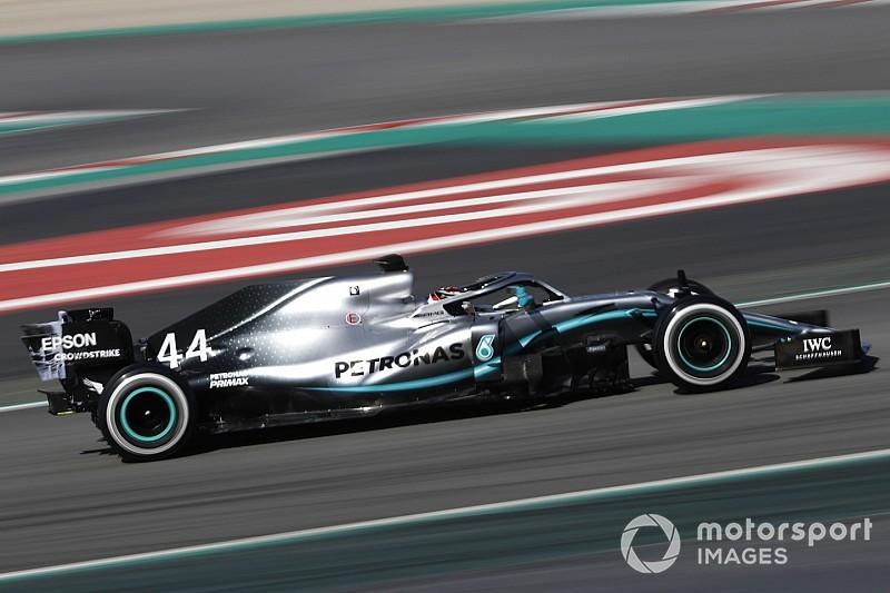Mercedes : La W09 semble déjà dépassée à côté de la W10