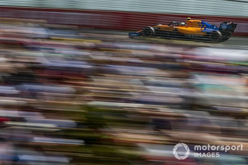 El rendimiento del McLaren,