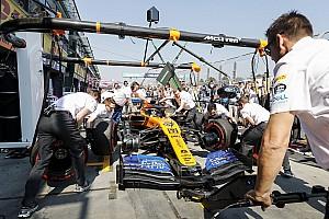 Sainz dice que McLaren ha visto
