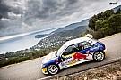 Rallye Peugeot 306 Maxi von Sebastien Loeb: Die Ziel ist erreicht