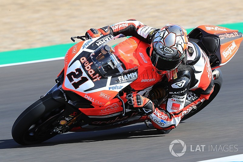 Superstock champion Rinaldi steps up to World Superbike