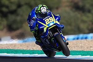 MotoGP Test Test Jerez, Giorno 1: Iannone e la Suzuki al top, Ducati terza e quarta