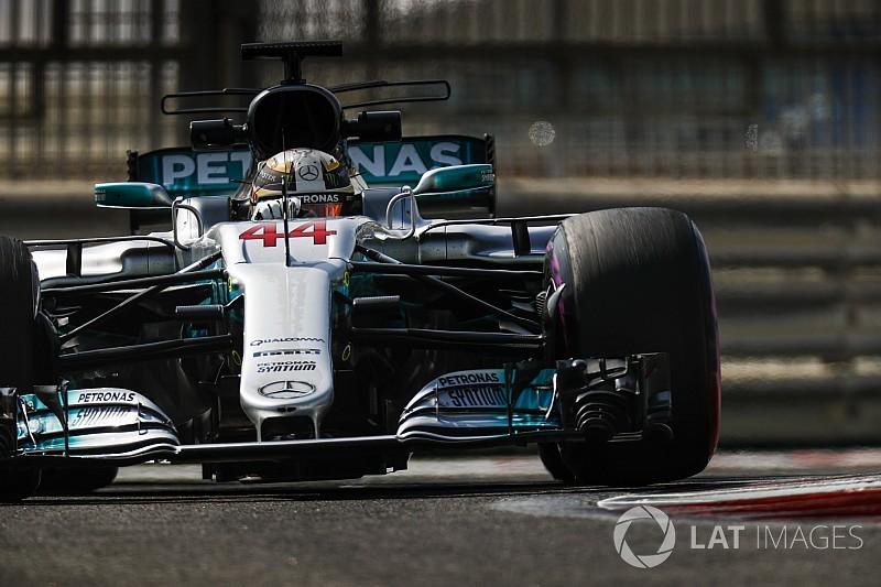 """Hamilton réclame une F1 """"plus à l'état brut"""" que la F2"""