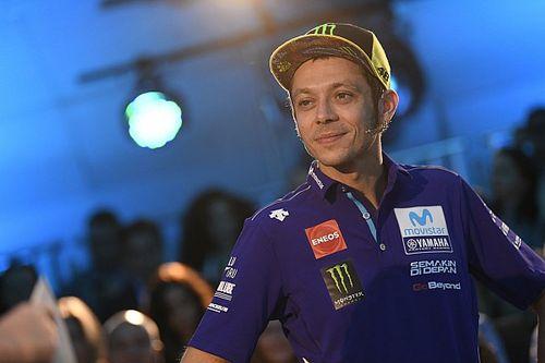 "Rossi na beenbreuk: ""Nog altijd niet 100 procent"""