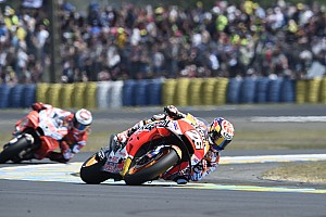 """MotoGP Declaraciones Pedrosa: """"Fue una carrera plana, cogí ritmo y aguante sin caerme"""""""