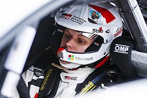 WRC Résumé de spéciale ES1 - Tänak premier leader en Suède
