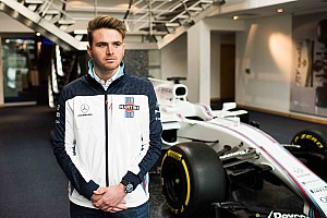 Forma-1 Motorsport.com hírek Egy új tehetség csatlakozott a Williamshez, aki versenyzőülést akar magának