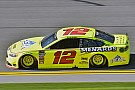 Daytona 500: Ryan Blaney wins Stage 2 as more contenders crash out