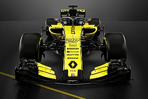 Renault stelt nieuwe Formule 1-wagen voor