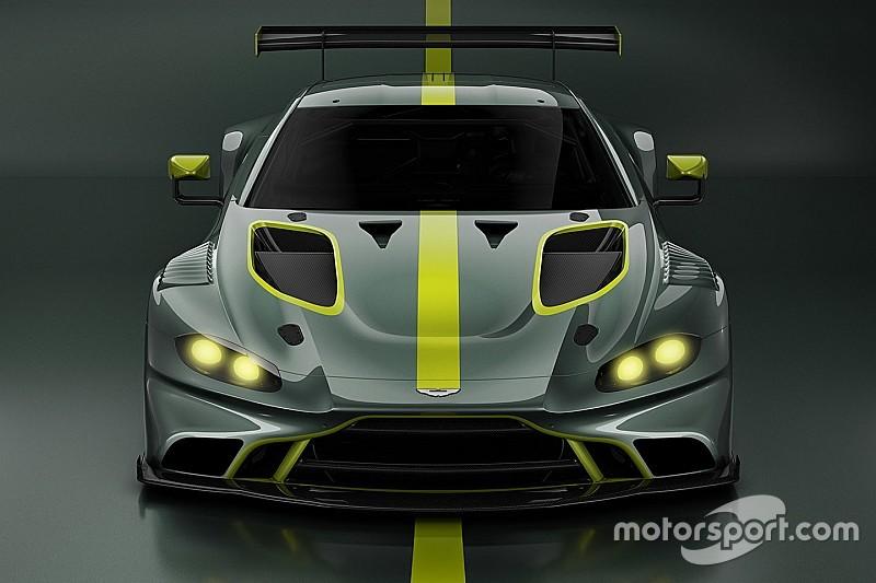 Aston Martin set to launch new-gen GT3 car