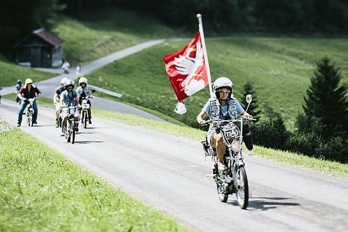Les cols des Alpes à 30 km/h: retour à Sarnen du circuit légendaire de boguets