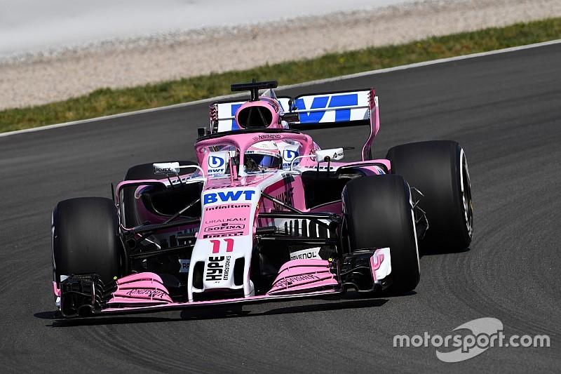 Force India optimistisch: Updates sind ein Fortschritt