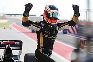 Formula V8 3.5 Résumé de course Binder remporte la dernière, Calderón sur le podium