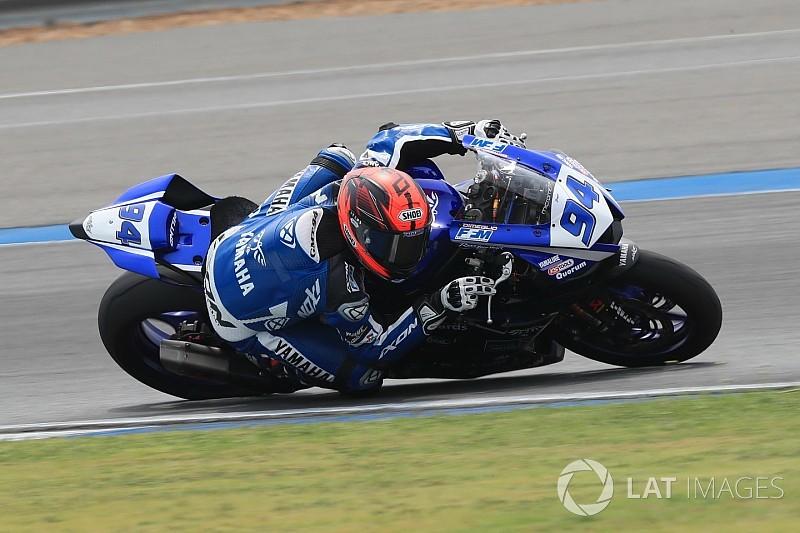 Mike Di Meglio renonce au World Supersport