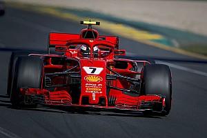 """Fórmula 1 Últimas notícias Raikkonen se preocupa com diferença """"grande"""" para Hamilton"""