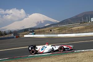Super Formula Testing report Sekiguchi quickest on penultimate Super Formula test day