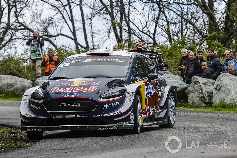 ES3 & 4 - Ogier poursuit sa domination