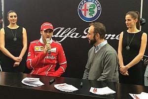 Speciale Intervista Giovinazzi: