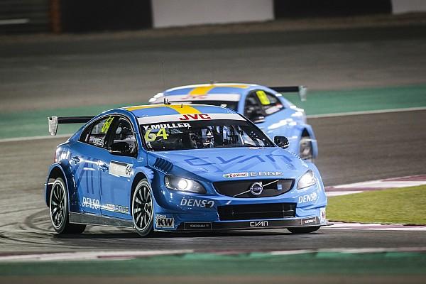 WTCC Noticias de última hora Volvo ya estaría trabajando en un auto de TCR