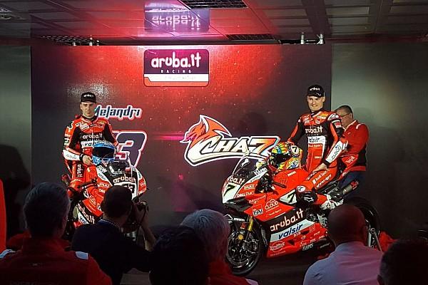 Ducati luncurkan motor WorldSBK 2018