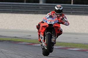 MotoGP Noticias Jorge Lorenzo y su felicidad con la Ducati
