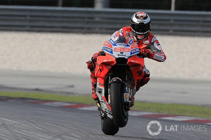 Rossi onder indruk van Lorenzo: