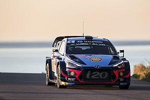 WRC Ultime notizie Hyundai: ora la i20 WRC delude su asfalto. Nandan: