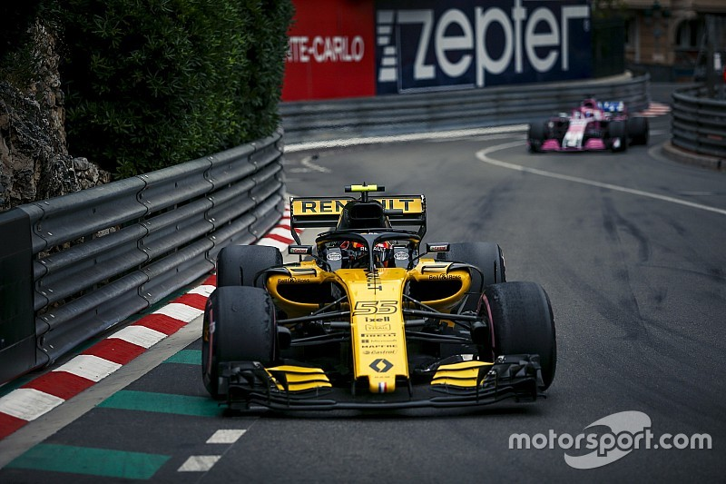 Renault justifica la estrategia que molestó a Sainz